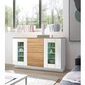 IMV Sideboard Cayman weiß 136 cm