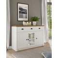 IMV Sideboard Provence 3 trg., 2 Schubk.