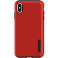 Incipio DualPro Case, Apple iPhone XS Max, iridescent rot/schwarz