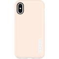 Incipio DualPro Case, Apple iPhone XS/X, rose blush