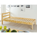 Inter Link Rolllattenrost für Doppelbett 140 cm breit