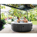 Intex PureSPA Bubble Greywood Deluxe Standard version 196 x 71 cm