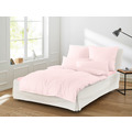 irisette SATIN BETTWÄSCHE TWIST 8626 Rose 135 x 200