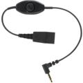 Jabra LINK Kabel - Quick Disconnect auf 3,5mm Klinke
