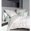 Janine Bettwäsche-Garnitur Carmen S Interlock-Jersey multicolor 135x200, 80x80