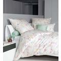 Janine Bettwäsche-Garnitur Carmen S Interlock-Jersey multicolor 135x200, 80x80