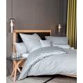 Janine Bettwäsche Interlock-Jersey Carmen opalgrau Bettwäsche 135X200, Kissenbezug 80x80