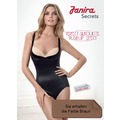Janira Body Silueta Secrets nilo Shapewear in braun S