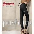 Janira Leggings LEGGINS PUSH-UP Shapewear schwarz L