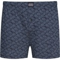 Jockey Night & Day Knit Boxer navy print 2XL