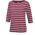 JOY sportswear 3/4 Arm-Shirt CAROLIN aronia stripes