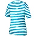 JOY sportswear T-Shirt VIOLET emotion stripes 36