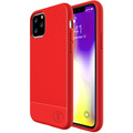 JT Berlin BackCase Pankow Soft, Apple iPhone 11 Pro, rot, 10555