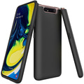 JT Berlin BackCase Pankow Solid, Samsung Galaxy A80, schwarz, 10571