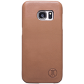 JT Berlin LederCover Style Pure - Samsung Galaxy S7 - cognac