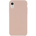 JT Berlin SilikonCase Steglitz, Apple iPhone XR, pink sand