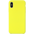JT Berlin SilikonCase Steglitz, Apple iPhone XS Max, flash
