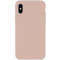 JT Berlin SilikonCase Steglitz, Apple iPhone XS Max, pink sand