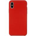 JT Berlin SilikonCase Steglitz, Apple iPhone XS Max, rot