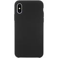 JT Berlin SilikonCase Steglitz, Apple iPhone XS Max, schwarz