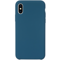 JT Berlin SilikonCase Steglitz, Apple iPhone XS/X, blau cobalt