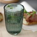 Kähler Glas Hammershøi grün 33cl, 2er-Set
