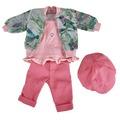 Käthe Kruse Kindergarten Frühling Outfit 39-41 cm