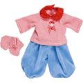 Käthe Kruse Puppenbekleidung Pilzglück 39-41 cm