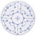Kahla Fahne Suppenteller 22 cm Blau Saks