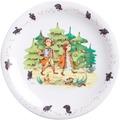 Kahla Kids Teller, flach 21,5 cm Hänsel und Gretel