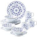 Kahla Tradition Set 16tlg. Blau Saks