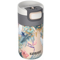 Kambukka Isolierbecher Etna Paradise Flower Blumen Thermobecher 300ml