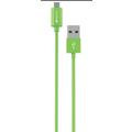Kanex Charge/Sync-Kabel - Micro-USB auf USB-A - 1.20m - grün