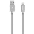 Kanex Premium Charge/Sync-Kabel - Apple Lightning auf USB-A - 1.20m - silber