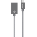 Kanex USB-C auf USB 3.0 Adapter - space gray