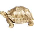 Kare Design Deko Figur Turtle Gold Medium