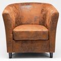 Kare Design Sessel Africano Vintage Eco