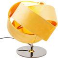 Kare Design Tischleuchte Knot Gelb