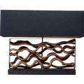 Kare Design Tischleuchte Nature Wave