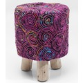 Kare Design Hocker Sunset Pink
