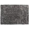 Kayoom Teppich Diamond 700 Grau / Weiß 120 x 170 cm