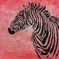 Kayoom Öl-Wandbild Kalahari 70cm x 70cm