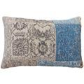 Kayoom Sofakissen Symphony Pillow 160 Blau 40 x 60 cm
