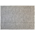 Kayoom Handwebteppich Aperitif 510 Grau 120 x 170 cm