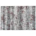 Kayoom Teppich Finish 110 Multi / Rot 80cm x 150cm 120 x 170 cm