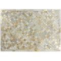 Kayoom Teppich Lavish 210 Elfenbein / Gold 120 x 170 cm