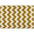 Kayoom Teppich Manolya 2095 Elfenbein / Gold 120 x 170 cm