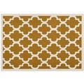 Kayoom Teppich Manolya 2097 Gold / Elfenbein 120 x 170 cm
