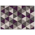 Kayoom Teppich Now! 200 Multi / Violett 160 x 230 cm
