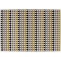 Kayoom Teppich Now! 500 Multi / Gold 120cm x 170cm